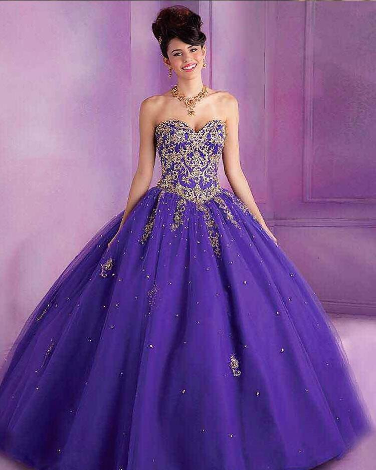El Vestidos Ideal Para Tus 15 años