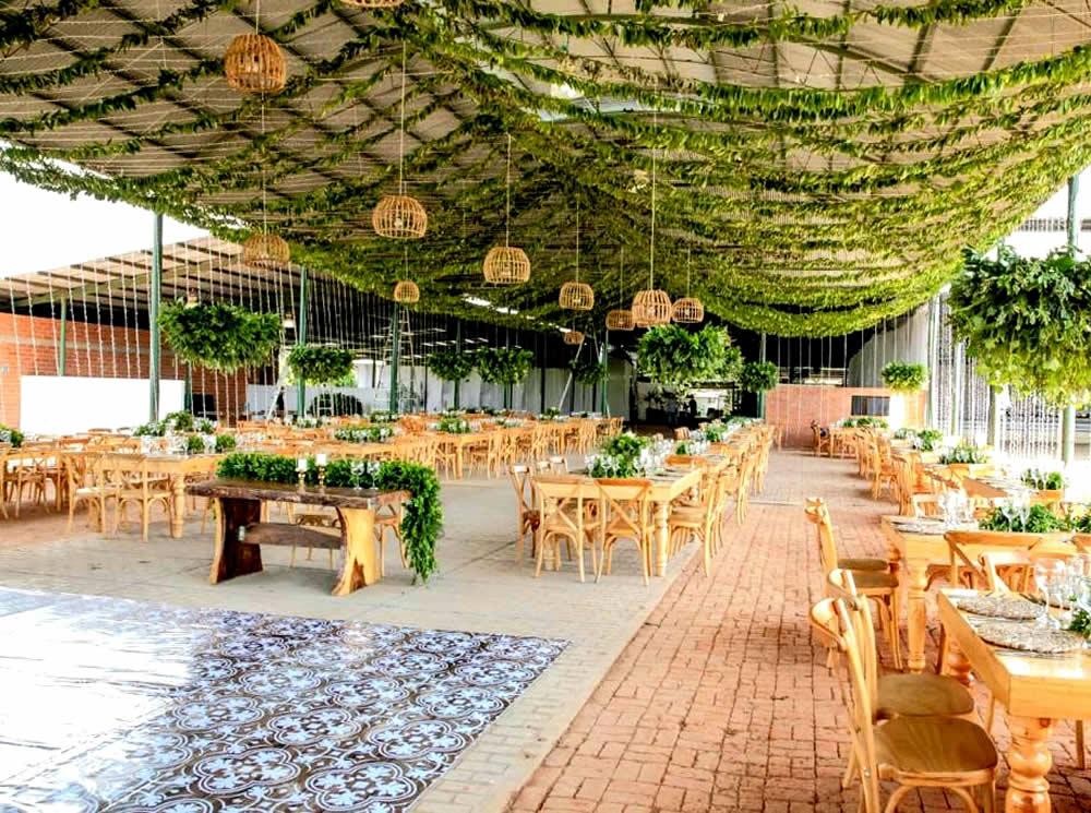 Salones para celebrar mi boda en Cali