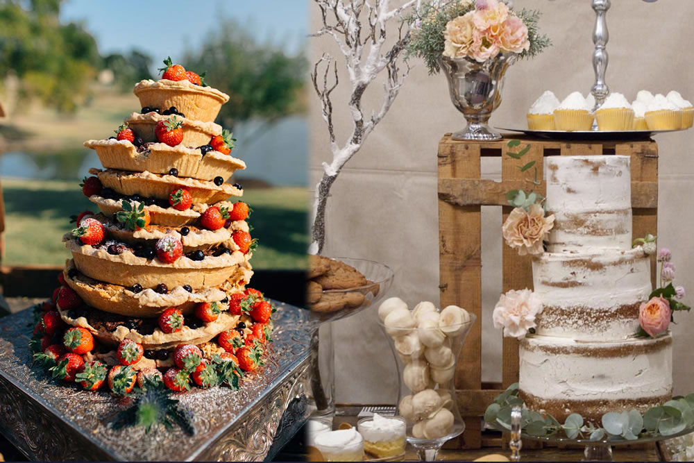 Tortas para bodas
