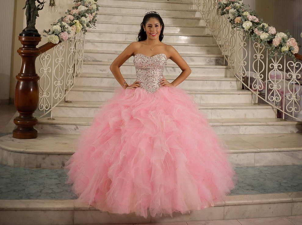 Temática XV Pink Princess