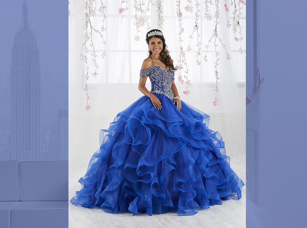 Vestido Color princess